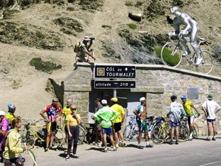 The cols of the Pyrenees and other must-do circuits